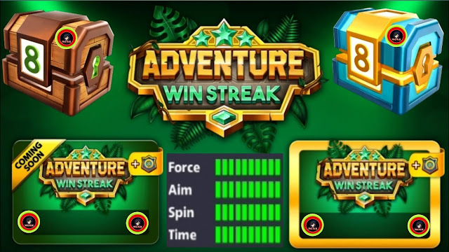 Adventure Win StrikeNew Table