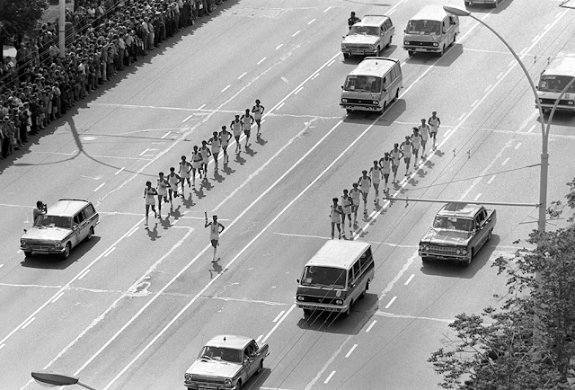 Olympic games 1980 Moscow
