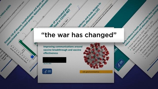 Bocoran Dokumen AS soal Varian Delta: Perang Telah Berubah