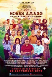 Download Film Horas Amang: Tiga Bulan untuk Selamanya (2019) Full Movie Gratis
