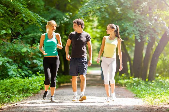 Manfaat Berjalan Bagi kesehatan