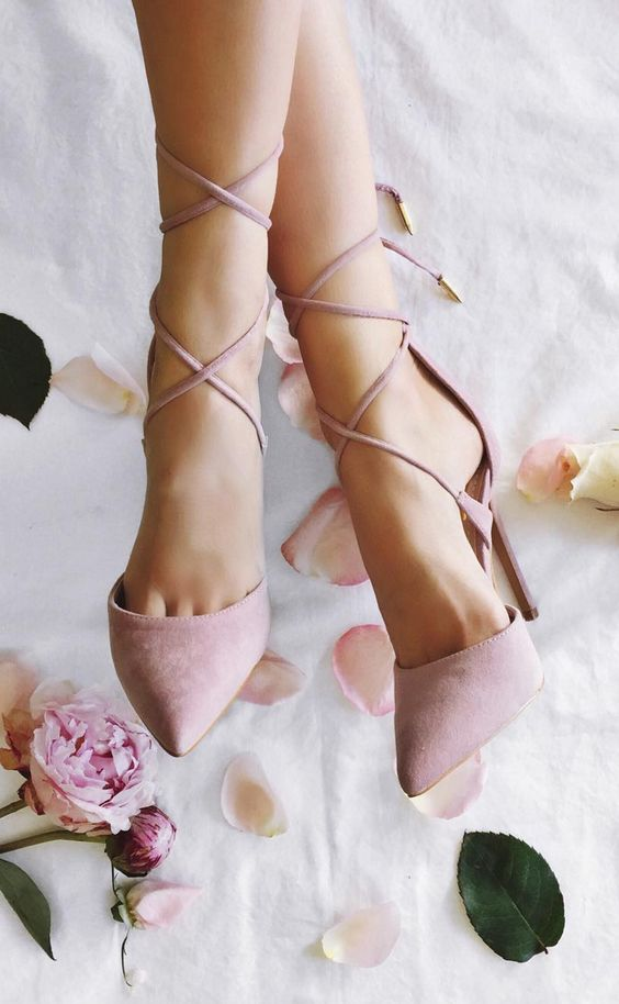 Most-Beautiful-Lace-Up-Heels
