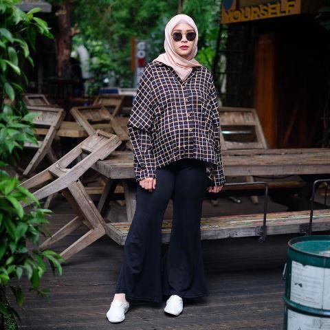 Inspirasi Hijab Keren dan Kekinian untuk Ibu Hamil