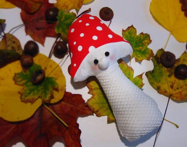 jesienna dekoracja DIY
