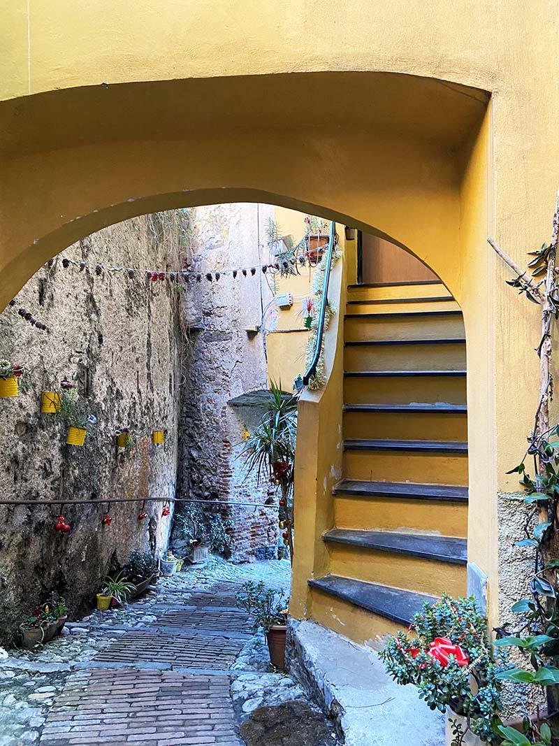 Quartiere del Carmine Genova