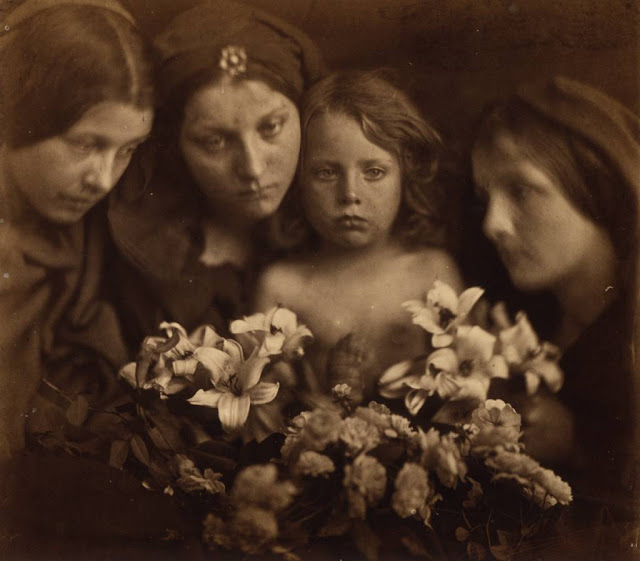 Wist ye not that your father and I sought thee sorrowing? Julia Margaret Cameron (1815-1879). ca. 1865. Albumen print, 25.2 x 28.8 cm. George Eastman House Collection. In Photos: Remembering Celebrity Photographer Julia Margaret Cameron, history of photography, vintage photos, photography news, photography