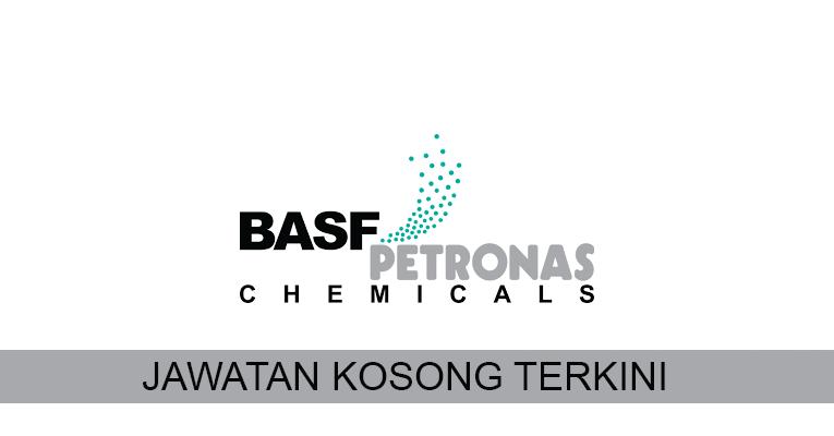 Kekosongan terkini di BASF PETRONAS Chemicals Sdn Bhd