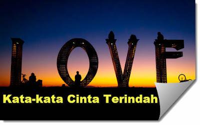 Kata-kata cinta terindah