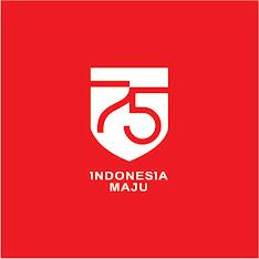 Download Logo HUT RI ke-75 Format CDR, JPG dan PNG