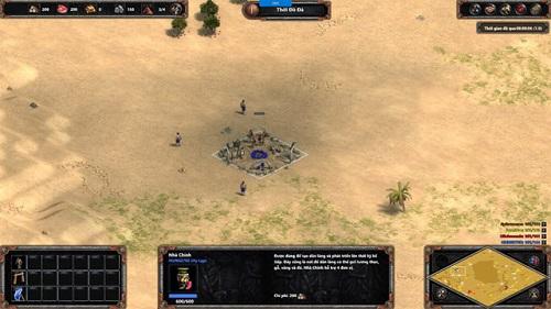 Mỗi loài map lại có đặc cá biệt, tác động đến phương án trong vòng Game