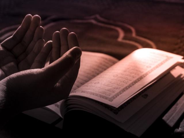 al quran berisi doa