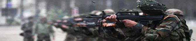 Two Terrorists Killed In Shootout With Police In Jammu And Kashmir