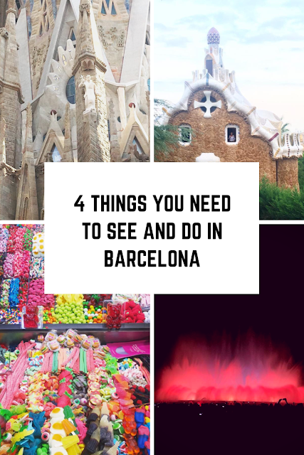 1 day in Barcelona - 4 exciting things you need to see and do