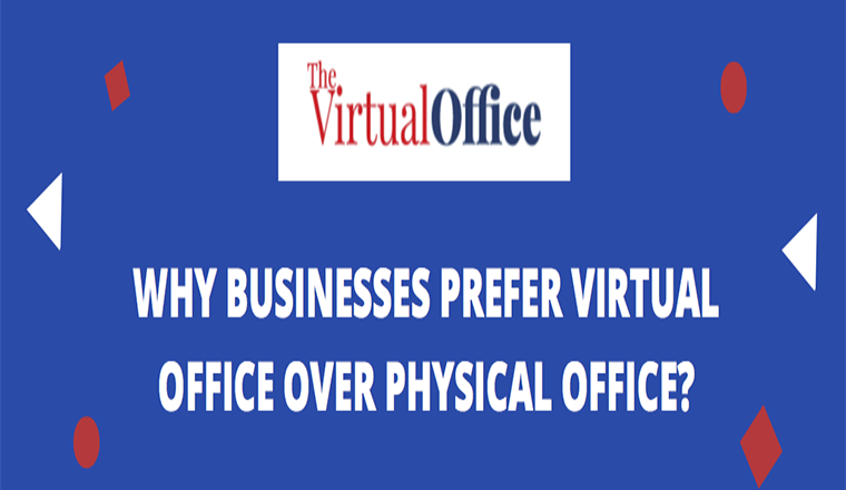 Why Business Choose Virtual Office Over Physical Office #infographic