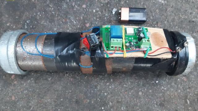 Силовики піймали двох чоловіків, які закладали вибухівку в Києві. Вимагали біткоїни