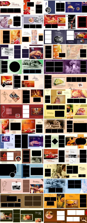 Wedding Album 12x36 Inner Sheets Designs