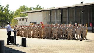 militer AS di Darwin