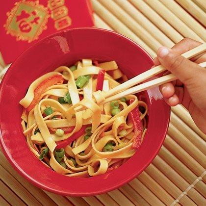 Sesame-soy Noodles