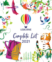 Usborne Complete List 202, 308 pages