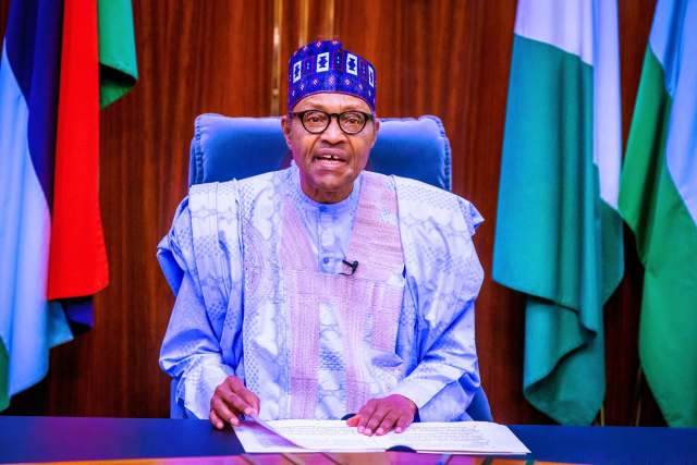 Just In: President Buhari Sacks Service Chiefs