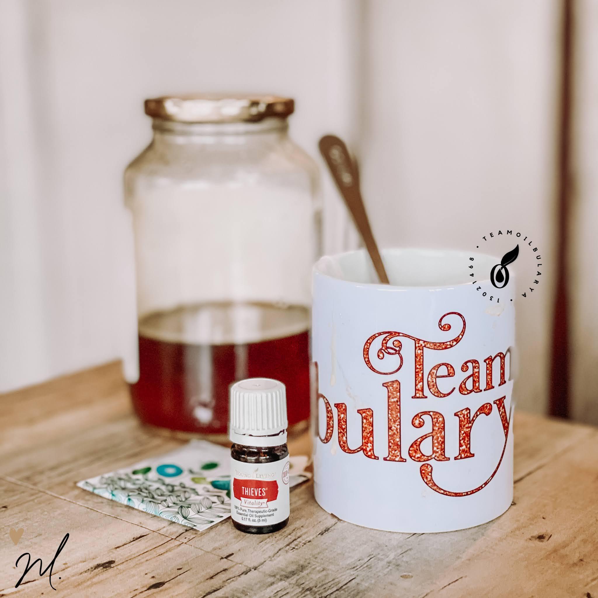 Easy Peasy Thieves Tea Recipe