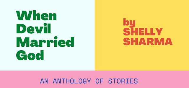 WHEN DEVIL MARRIED GOD BY SHELLY SHARMA | barefactreviews.blogspot.com
