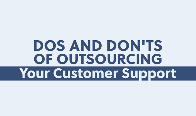 Watch out for these pointers while working with an outsourcing company