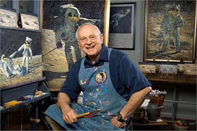Alan Bean Astronaut and Painter