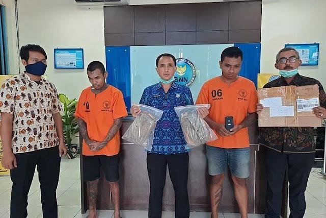 Baru Dibebaskan 5 Hari karena Wabah Corona, Kurir Ganja di Bali Tertangkap Lagi