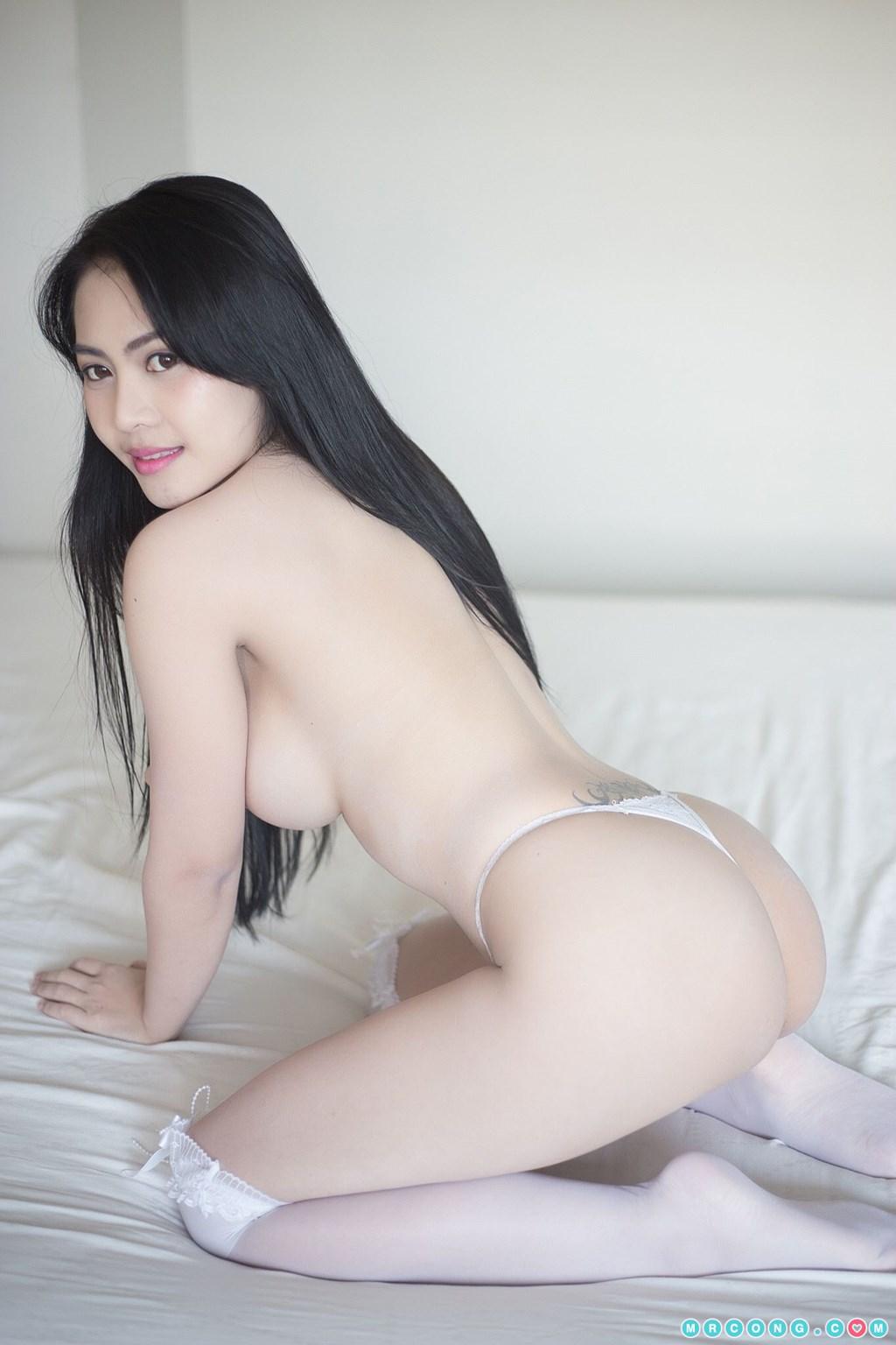 Thai Model No.185: Model เบญจมาศ สุจริต (9 photos)