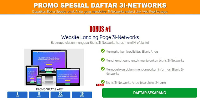 Download Website Landing Page Gratis