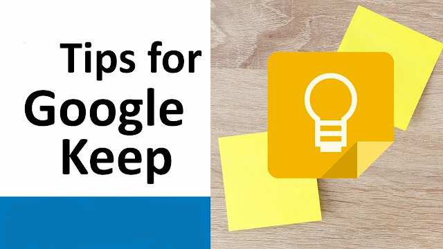 10 Great Services In The Google Keep !!