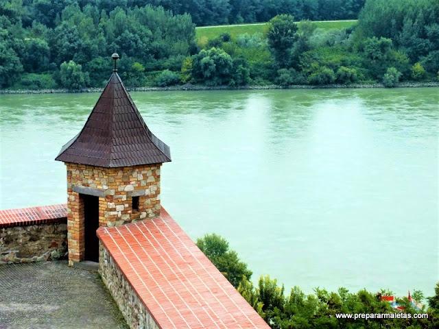 no te pierdas el Danubio a su paso por Bratislava