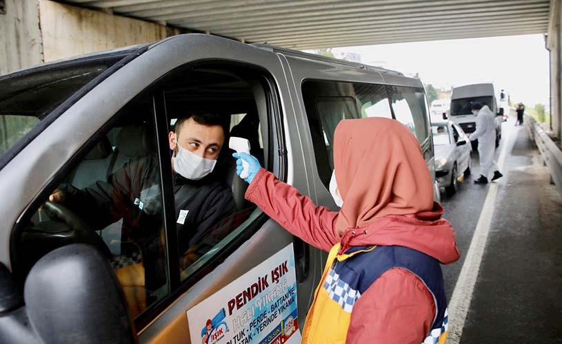 Pemerintah Turki Bagikan Masker Gratis Tiap Pekan