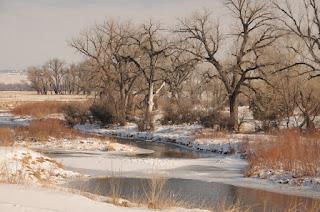 Fort Laramie - Laramie River