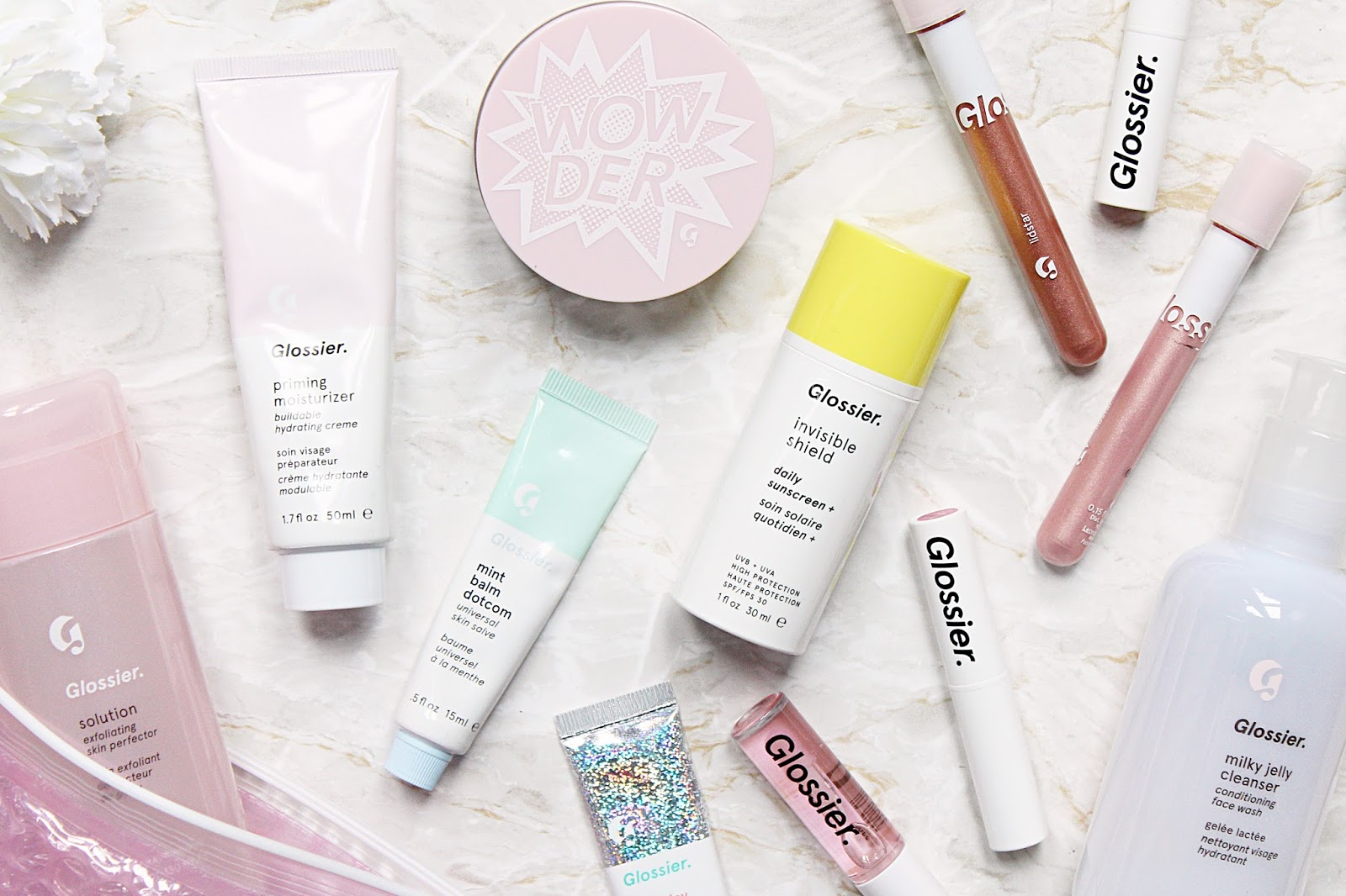 Glossier Makeup & Skincare Recommendations