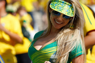 Mujeres Sexys de Concacaf Brasil