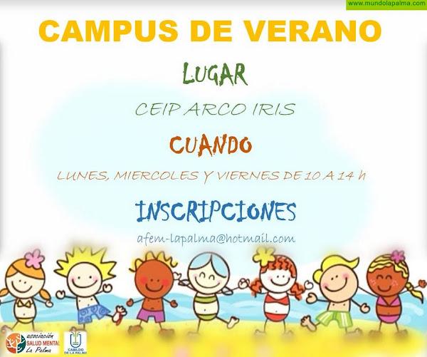 Campus de verano Salud Mental La Palma