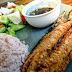 Good salad at a nice verandah-style restaurant. – Bana's Café & Restaurant,  Sagada