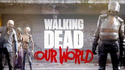 Free Download Game The Walking Dead Our World MOD APK 14.1.3.2085