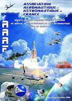 Poster of the Aeronautical and Astronautic Association of France