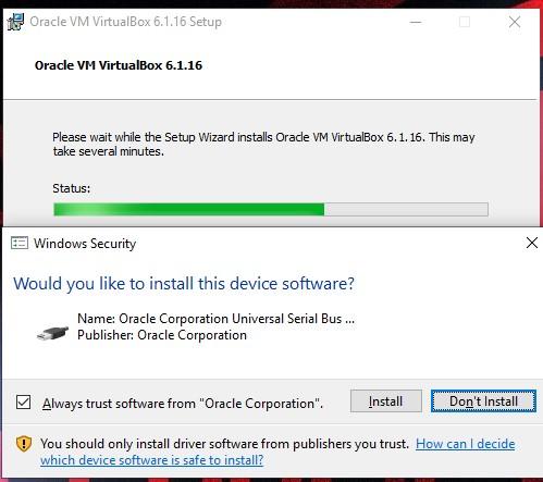 Cara Menginstal Virtual Box Di Windows/Laptop (Panduan Lengkap)