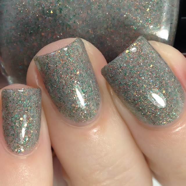 Scofflaw Nail Varnish-Dances With Werewolves