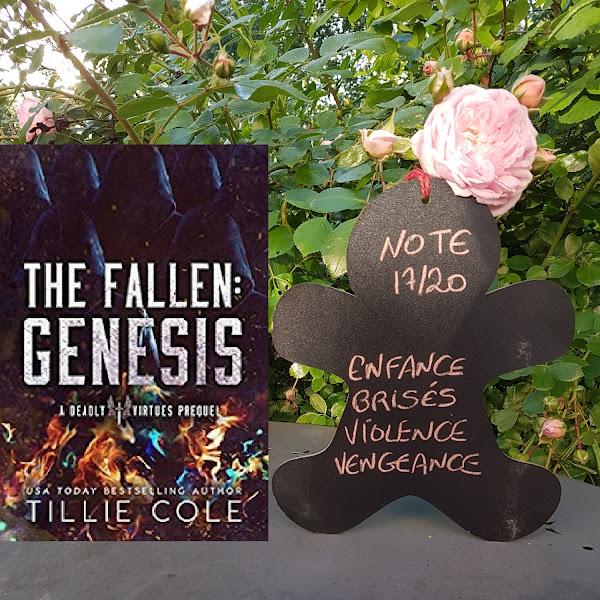 Deadly Virtues, book 0: The Fallen : Genesis de Tillie Cole