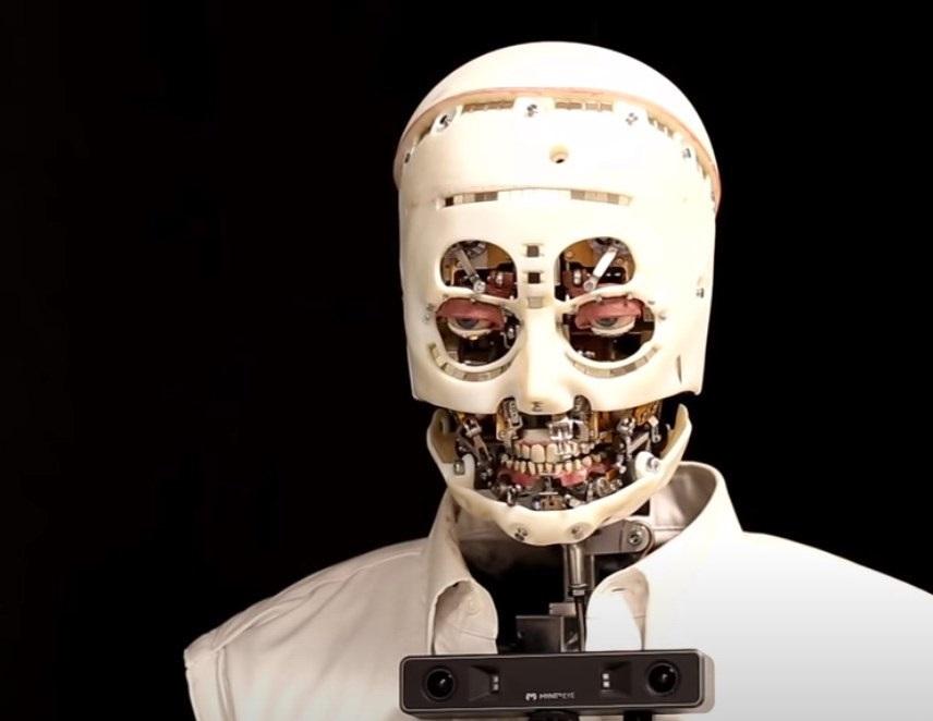 Guarda il realismo interattivo del robot di Disney Research | Video