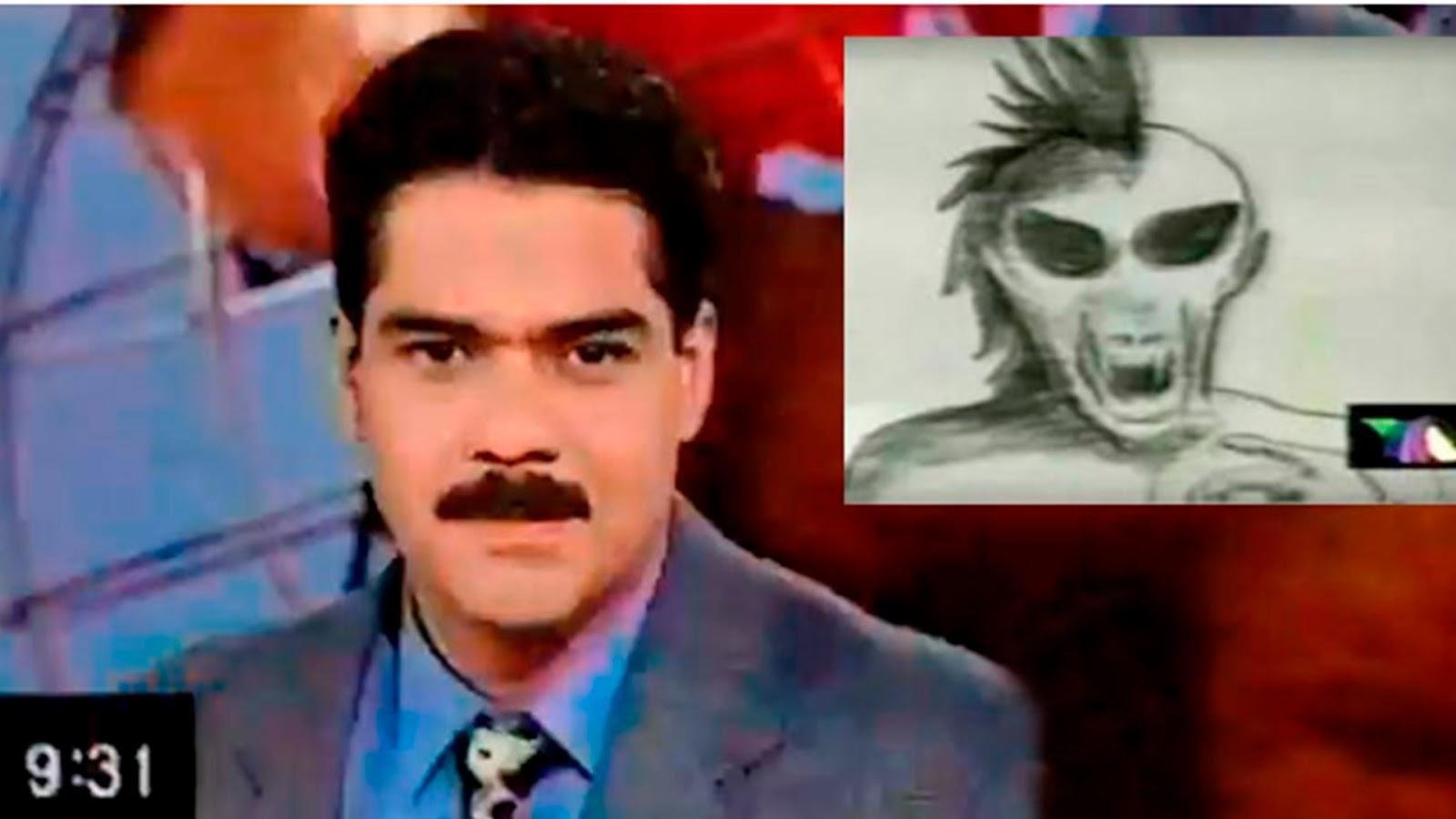 Javier Alatorre creía en 'El Chupacabras' en los 90's; pero hoy duda de López-Gatell