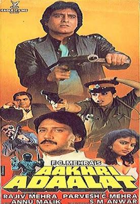 Aakhri Adaalat 1988 Hindi 720p WEB-DL 1.4GB ESubs
