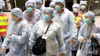 doctors caring for coronavirus patients