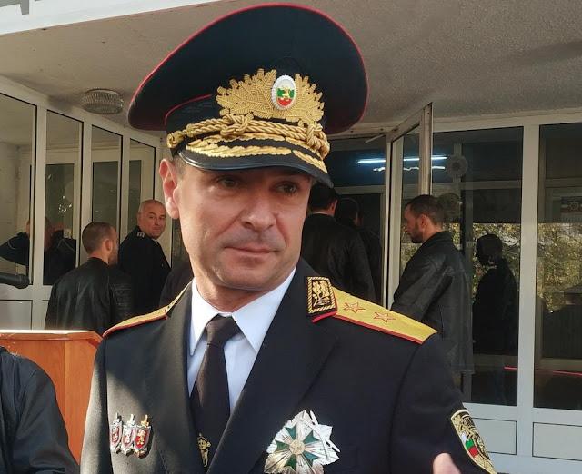 Калоян Калоянов вече не е директор на полицията в Бургас