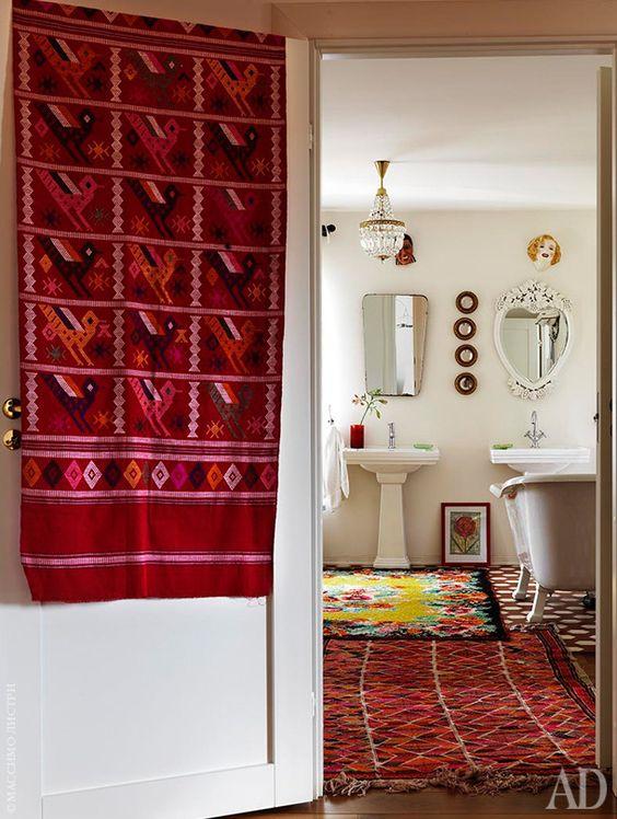 Rugs In Bathrooms